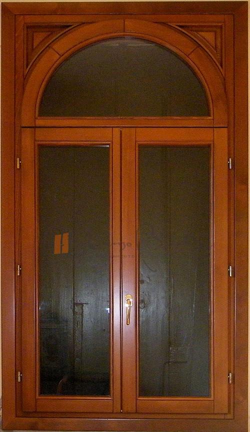 Finestre in legno falegnameria lorenzo brichese - Finestre in legno ...