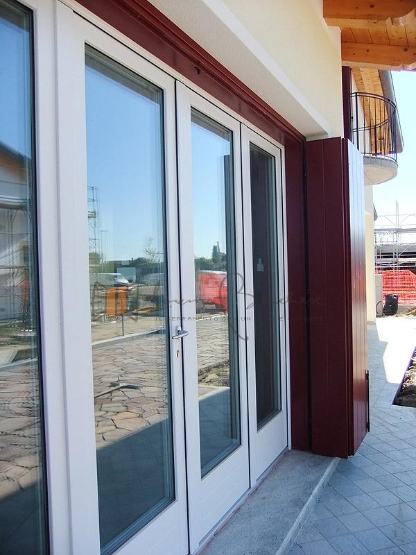 finestre in legno falegnameria lorenzo brichese