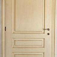 Catalogo porte interne falegnameria lorenzo brichese - Porta tamburata legno ...